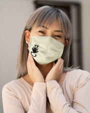 CAT CUTE FACE Cloth face mask aos-face-mask-lifestyle-17