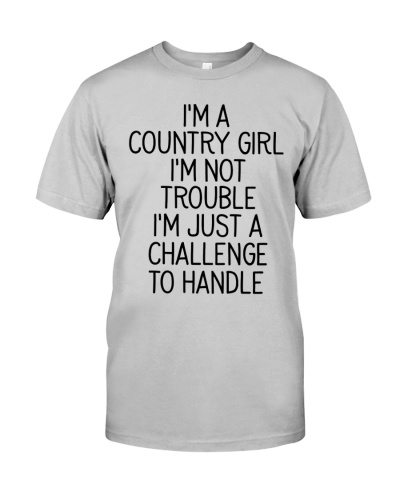 FUNNY SHIRT FOR COUNTRY GIRL