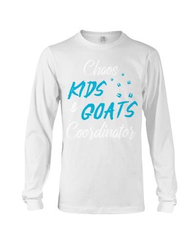 CHAOS KIDS AND GOATS COORDINATOR