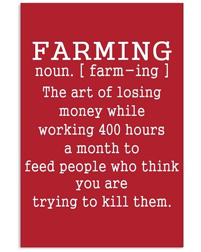 FUNNY TSHIRT FOR FARMERS