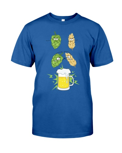 Beer - Hop - Hoppy Funny T-Shirt - Sold Over 1000