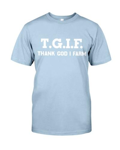 THANK GOD I FARM