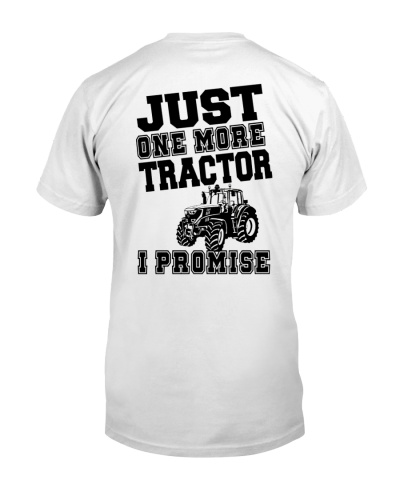 JUST ONE MORE TRACTOR I PROMISE