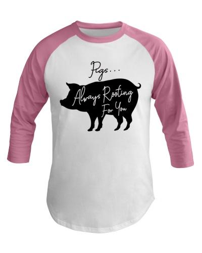 A CUTE SHIRT FOR PIG LOVER