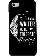 Writer And Reality Phone Case thumbnail