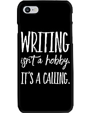 Writing is a calling Phone Case thumbnail
