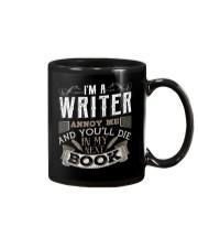 Don't Annoy Writers Mug thumbnail