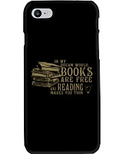 Readers' Dream World Phone Case thumbnail