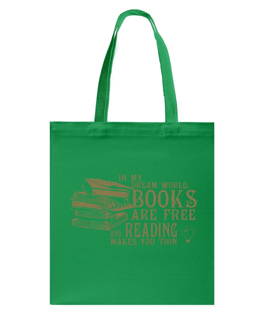 Readers' Dream World Tote Bag