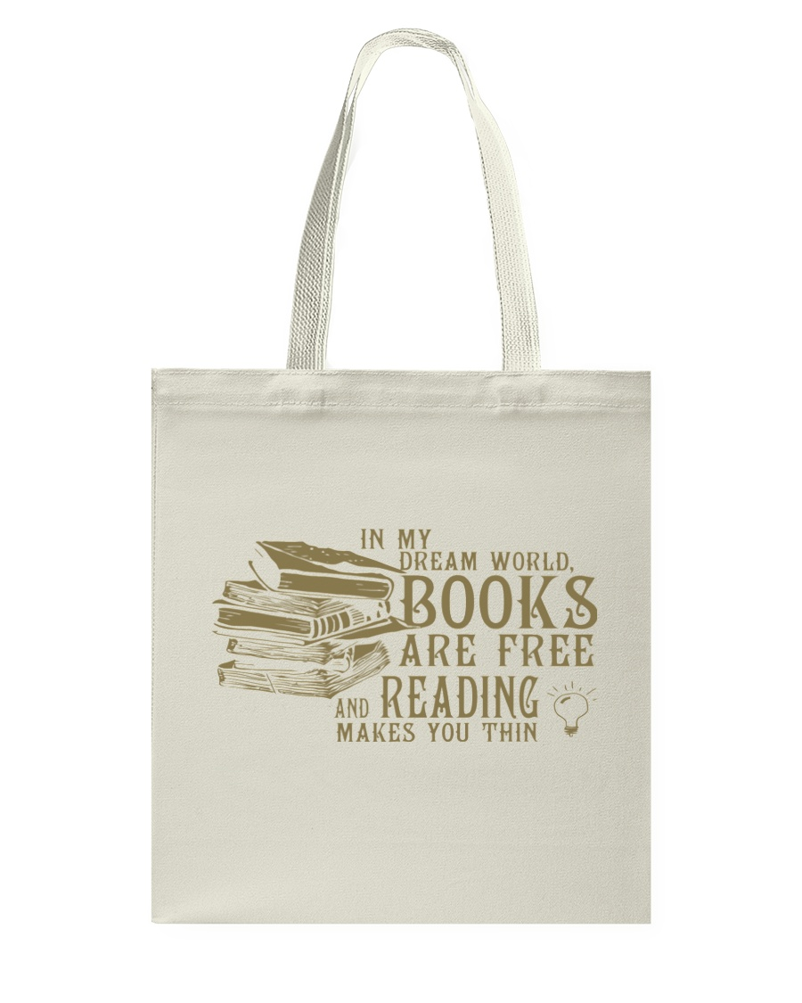 Readers' Dream World Tote Bag