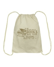 Readers' Dream World Drawstring Bag thumbnail