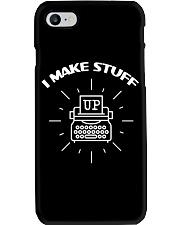 Writers Make Stuff Up Phone Case thumbnail