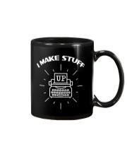 Writers Make Stuff Up Mug thumbnail