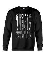 weapon of mass creation Crewneck Sweatshirt thumbnail