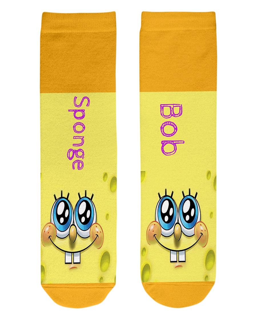 SpongeBob Socks Crew Length Socks