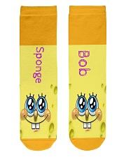 SpongeBob Socks Crew Length Socks front