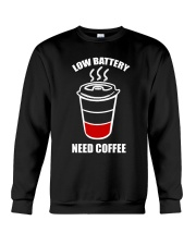 Coffee Crewneck Sweatshirt thumbnail