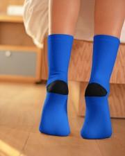 Rainbow Socks Crew Length Socks aos-accessory-crew-length-socks-lifestyle-back-01
