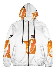japanbulktest02 Men's All Over Print Full Zip Hoodie thumbnail