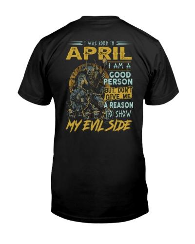 April My Evil Side