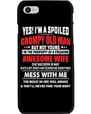 May Men Phone Case thumbnail