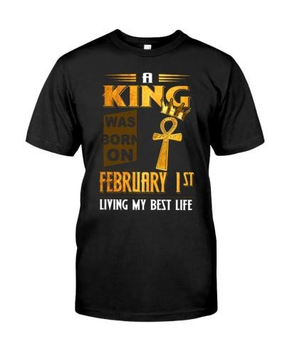 1 february king