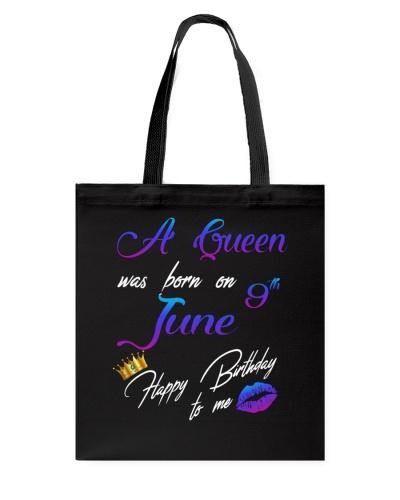 9 june a queen