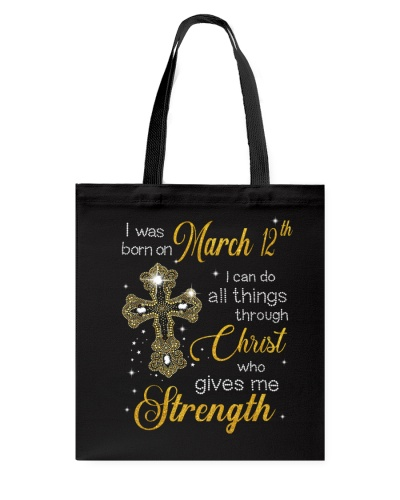 12 march christ
