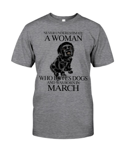 March A Woman