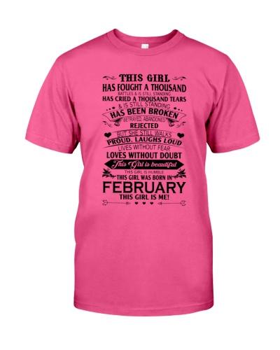 February girl 00