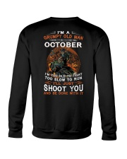 October Old Man Crewneck Sweatshirt thumbnail