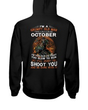 October Old Man Hooded Sweatshirt thumbnail