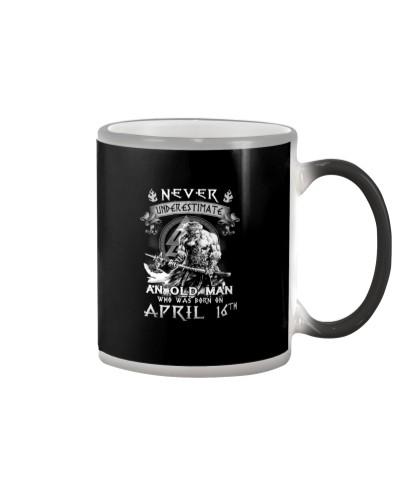 16 april never