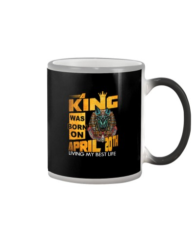 20 april black king