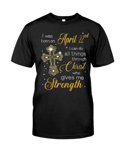 22 april christ
