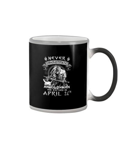 24 april never