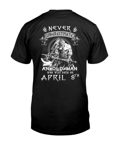8 april never