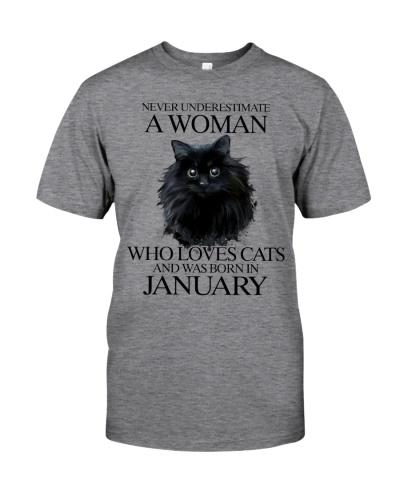 January A Woman