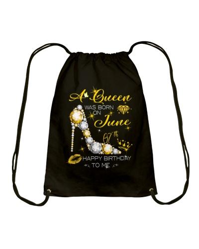 7 june  a queen