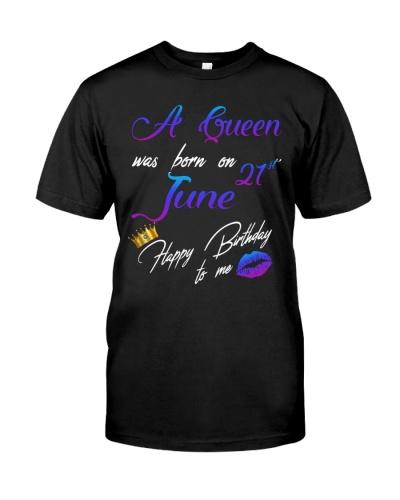 21 june a queen