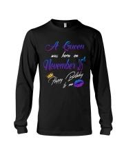 November Queen 25 Long Sleeve Tee thumbnail