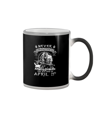 23 april never