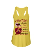 April Girl Ladies Flowy Tank thumbnail