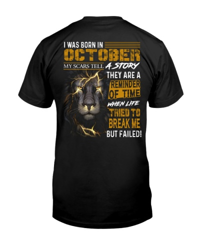 October Break Me