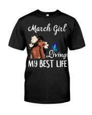 March Queen Classic T-Shirt thumbnail