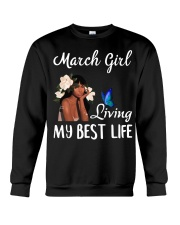 March Queen Crewneck Sweatshirt thumbnail