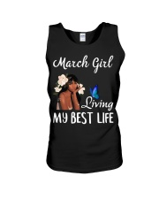 March Queen Unisex Tank thumbnail