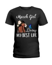 March Queen Ladies T-Shirt tile