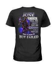 June Men Ladies T-Shirt thumbnail