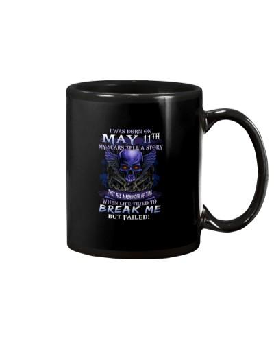 11 may break me
